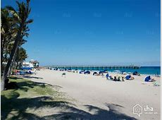 Deerfield Beach rentals in an apartment flat for your holidays