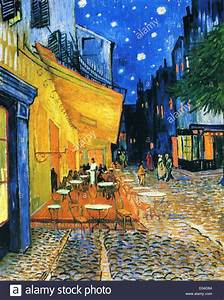Vincent Van Gogh  Cafe Terrace  Place Du Forum  Arles