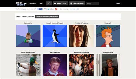 Meme Website List - 50 social media tools the ultimate list 2017