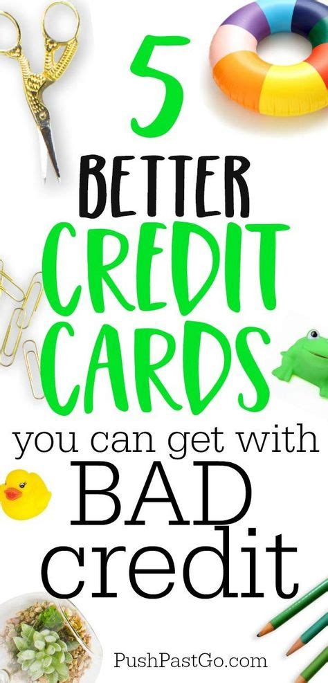 Discover it® secured credit card. Better Credit Cards You Can Get With Bad Credit | Student debt relief, Good credit, Secure ...