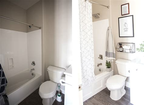 Small Bathroom Make by 5 Small Bathroom Updates That Make An Impact The Home