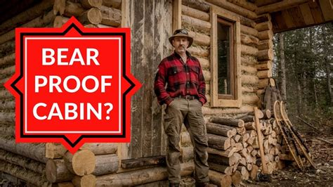 insecurity    grid cabin doors firewood