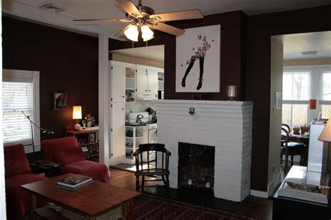 livingroom theaters portland black wall paint with picture also white fireplace and