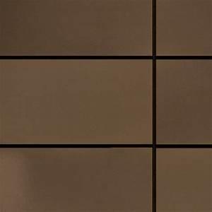Metal brick facade cladding texture seamless 10298