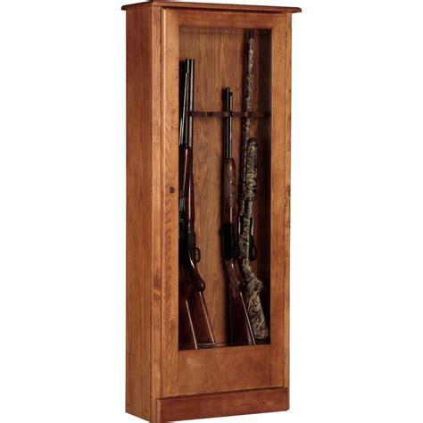 american furniture classics  cu ft  gun cabinet