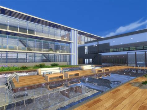 sims resource modern mega mansion  caiocesarcms sims  downloads