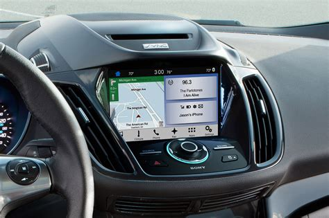Upgrade Ford Sync