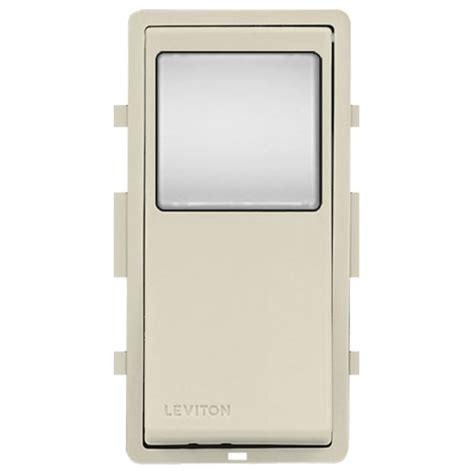 leviton programmable light switch leviton vizia programmable timer color kit