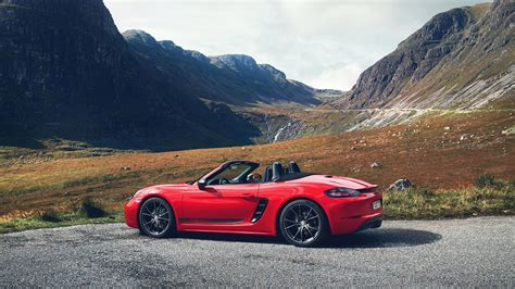Porsche 718 Hd Picture by 2019 Porsche 718 Boxster T Wallpapers Hd Images Wsupercars