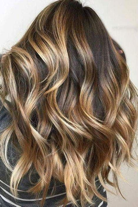 Highlight Hairstyles by 29 Brown Hair With Highlights Looks And Ideas