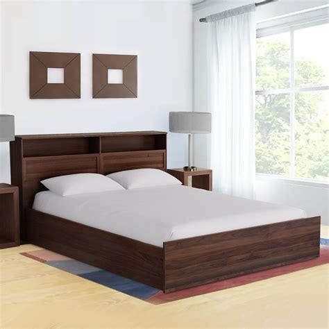 buy alyssa engineered wood box storage queen size bed