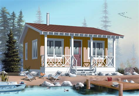 small house plan tiny home  bedrm  bath  sq ft