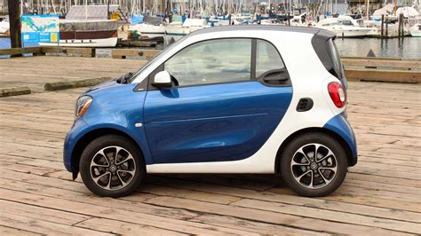 Vs Smart Car by 2016 Smart Fortwo Big Small Car Review