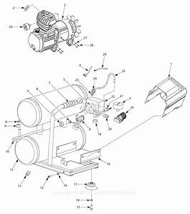 Campbell Hausfeld Hl5402 Parts Diagram For Air