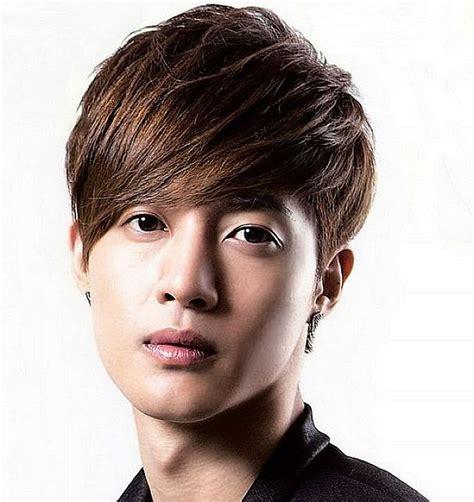 korean hairstyle  men daily hair styles model