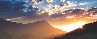 Sun Mountains Resolution Nature Wallpapersden