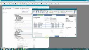 Intuit Inc Construction Job Costing Tips Using Quickbooks Part 1 Of