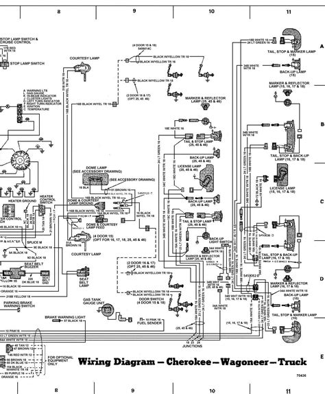 1994 jeep grand cherokee stereo wiring wiring diagram