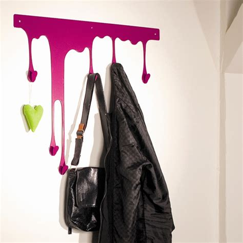 creative coat hooks 20 cool and creative wall hook designs bored panda