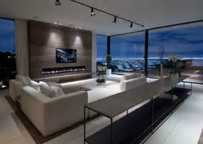 luxury home interior design luxury modern living room interior design of haynes house by steve hermann los angeles