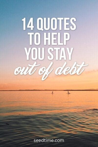 quotes    stay   debt