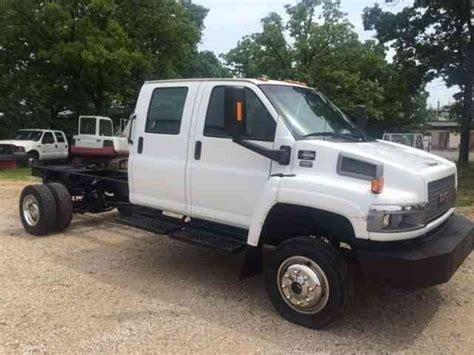 Gmc C4500 Crew Cab 4x4 (2005)  Medium Trucks