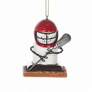 S'more Lacrosse Christmas Ornament by Midwest-CBK