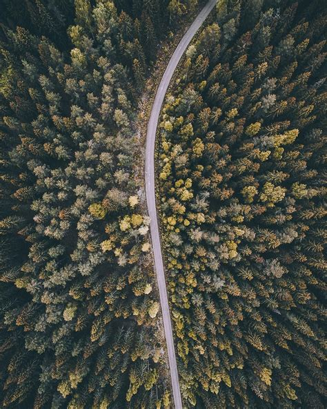 Stunning Drone Photography By Tobias Hägg Inspiration