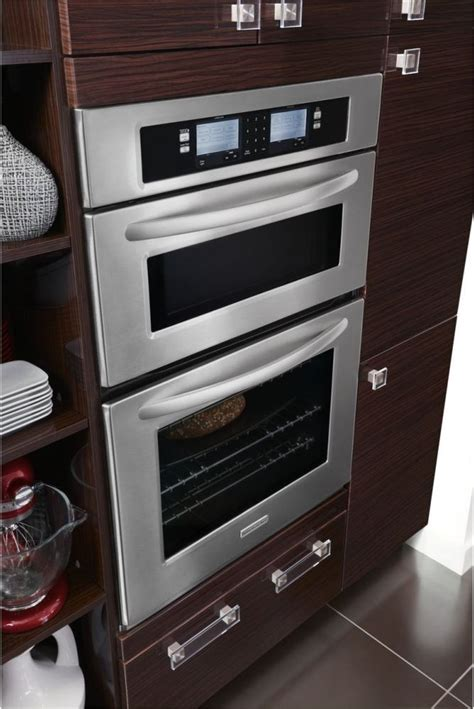 oven kitchen design kitchenaid kehu309sss 30 quot microwave combination wall oven 6922
