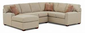 Luxury broyhill sleeper sofa sectional sectional sofas for Broyhill sectional sofa with chaise