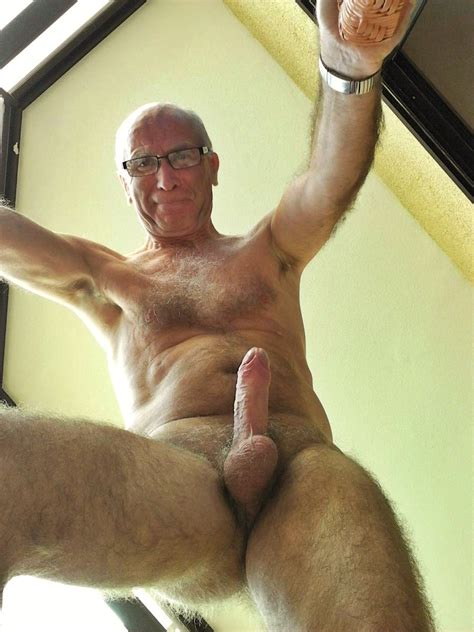 Whats Down Under Horny Hairy Grandpa