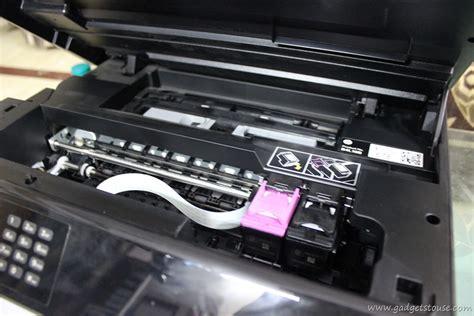 hp deskjet ink advantage     printer review