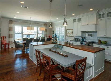 beautiful kitchen islands  bench seating kitchen