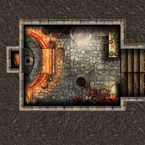 dungeons and dragons tile mapper lighting the way all things fit together assets