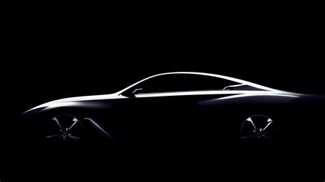 rolls royce engine logo infiniti teases q60 coupe concept