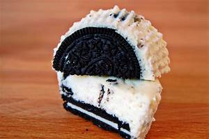 mini oreo cheesecakes | wee eats