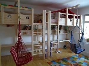 Etagenbett Umbauen : Ikea hochbett umbauen. stuva von bild 4 sch ner wohnen