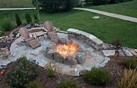 outdoor fire pit design 42 Backyard and Patio Fire Pit Ideas