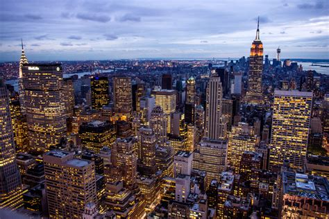 Will New York City Become The New Silicon Valley
