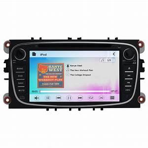 Ford Mondeo Radio : ford mondeo mk4 direct fit stereo gps sat nav head unit ~ Jslefanu.com Haus und Dekorationen