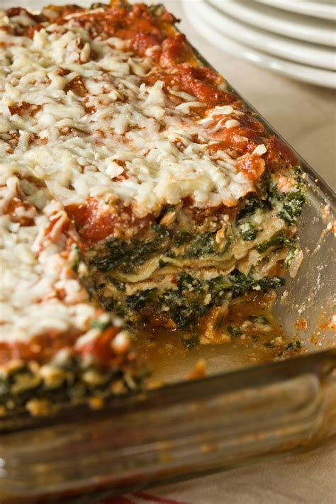 spinach lasagna recipe relish