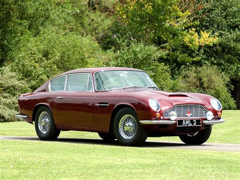 Aston Martin Db6 Vantage Mkii 1969 Aston Martin Db6