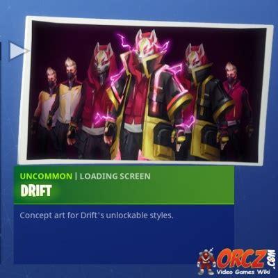 fortnite battle royale loading screen drift orczcom
