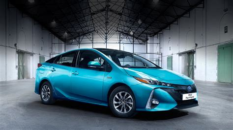 All New Prius Plug-in Hybrid