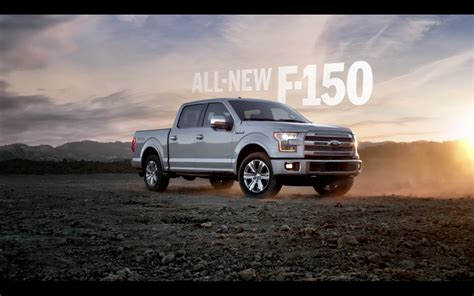 Ford Kicks Off Ad Campaign For The 2015 F-150 [w/videos]