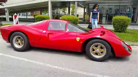 Ferrari 330 p4 noble replica for sale. FERRARI 330 P4 replica in VELDEN (AUSTRIA) - YouTube