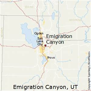 Best Places to Live in Emigration Canyon, Utah
