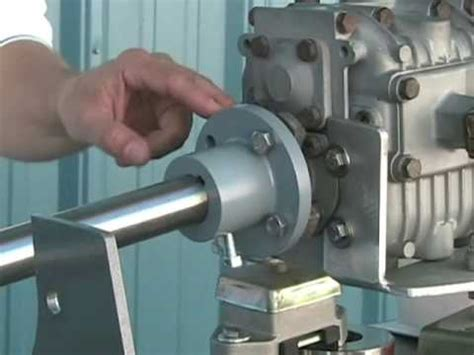 pss shaft seal removing  shaft coupling youtube