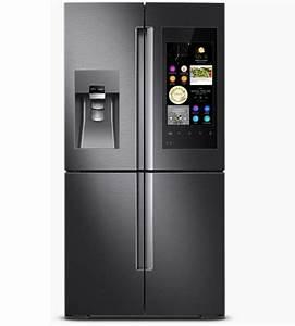 Samsung Kühlschrank Display : samsung family hub der k hlschrank wird zur kommunikationszentrale ~ Frokenaadalensverden.com Haus und Dekorationen