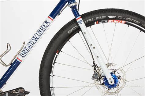 Breadwinner Road Gravel Bike Bikepacking